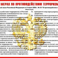 о мерах противодействия терроризму фз 35.1